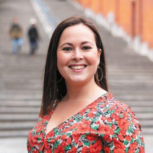 Portrait de Julie Chanson
