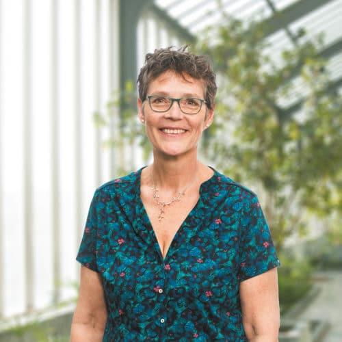 Portrait de Hélène Ryckmans