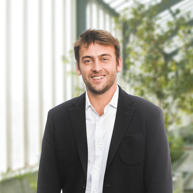 Portrait de Simon Moutquin