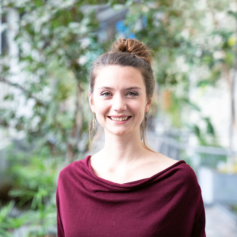 Portrait de Marie Lecocq