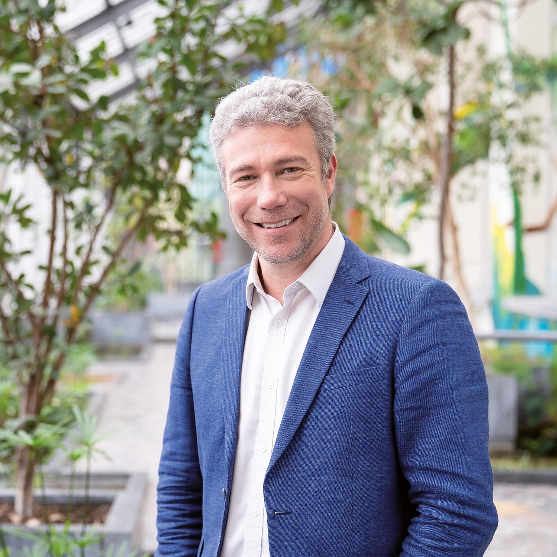 Portrait de Alain Maron