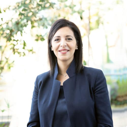 Portrait de Zakia Khattabi