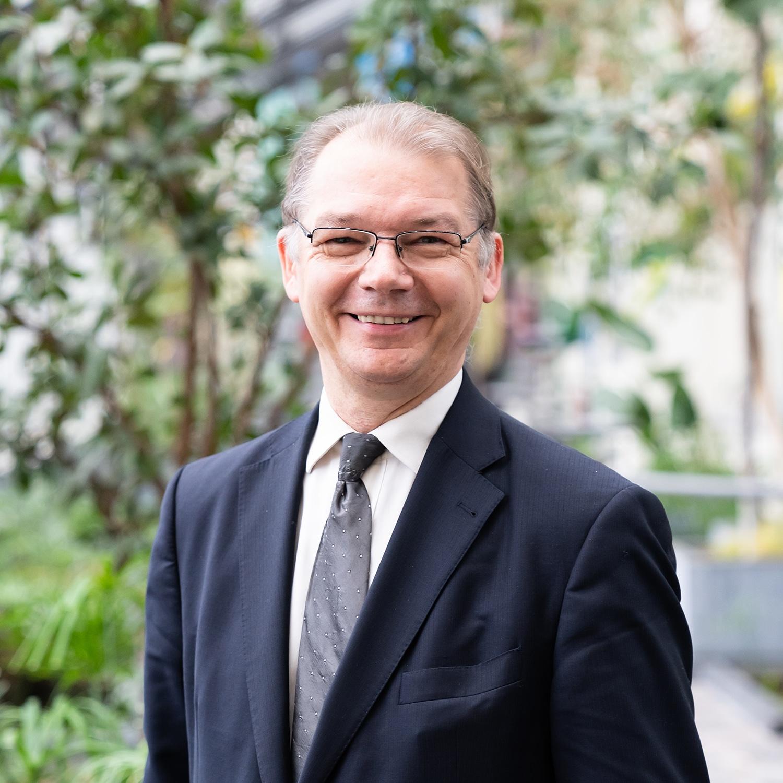 Portrait de Philippe Lamberts