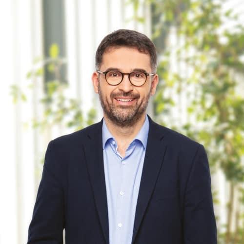 Portrait de Christophe Clersy