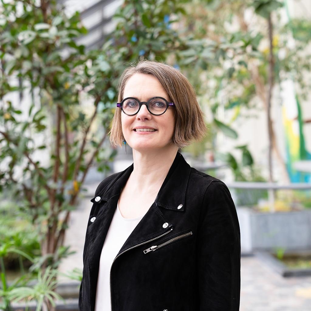 Portrait de Isabelle Pauthier