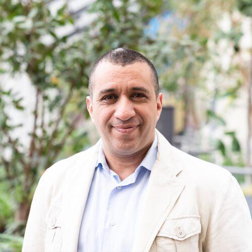 Portrait de Ahmed Mouhssin