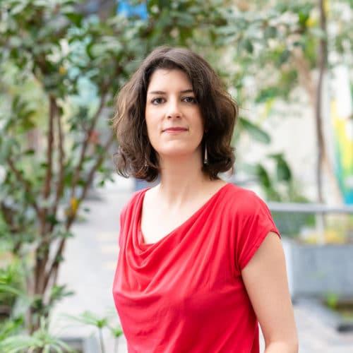 Portrait de Claire Hugon