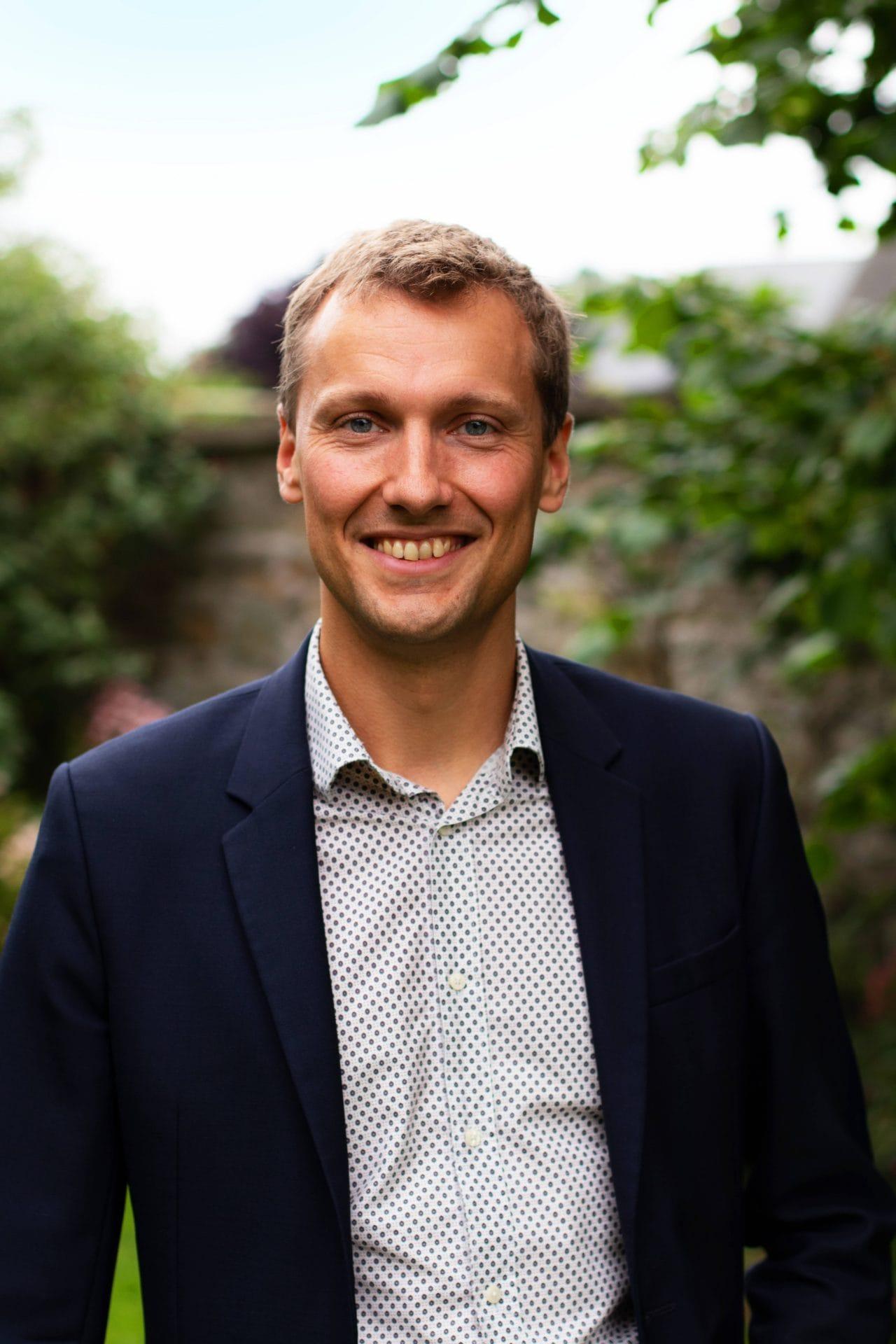 Portrait de Matthieu Daele