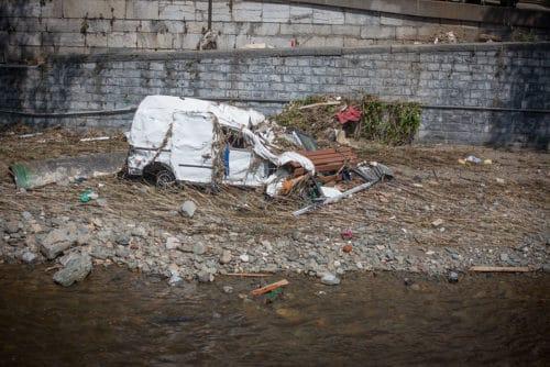 Image pour l'actualité Inondations : la majorité PS-MR-ECOLO met en place une commission d'enquête