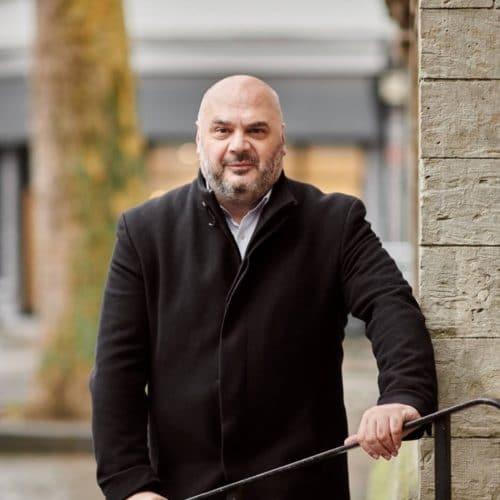 Portrait de Christos Doulkeridis