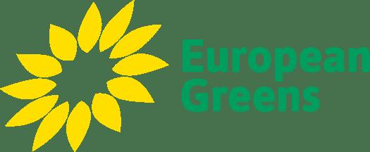 Logo des Verts Européens